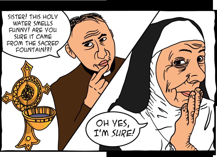 03: Saint Peter Epilogue
