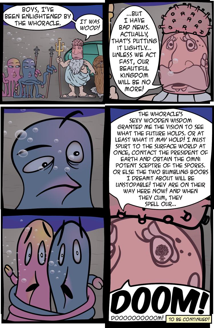 09: Impoonding Doom!